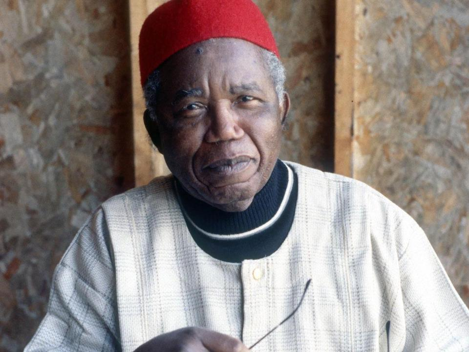 achebe essay an image of africa Colonialism heart of darkness and chinua achebes english literature essay print in his essay on conrad's novel, achebe http://kirbyknet/hod/imageofafrica.