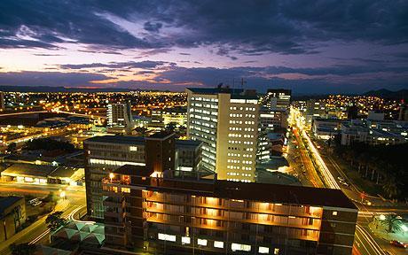 Windhoek-Namibia