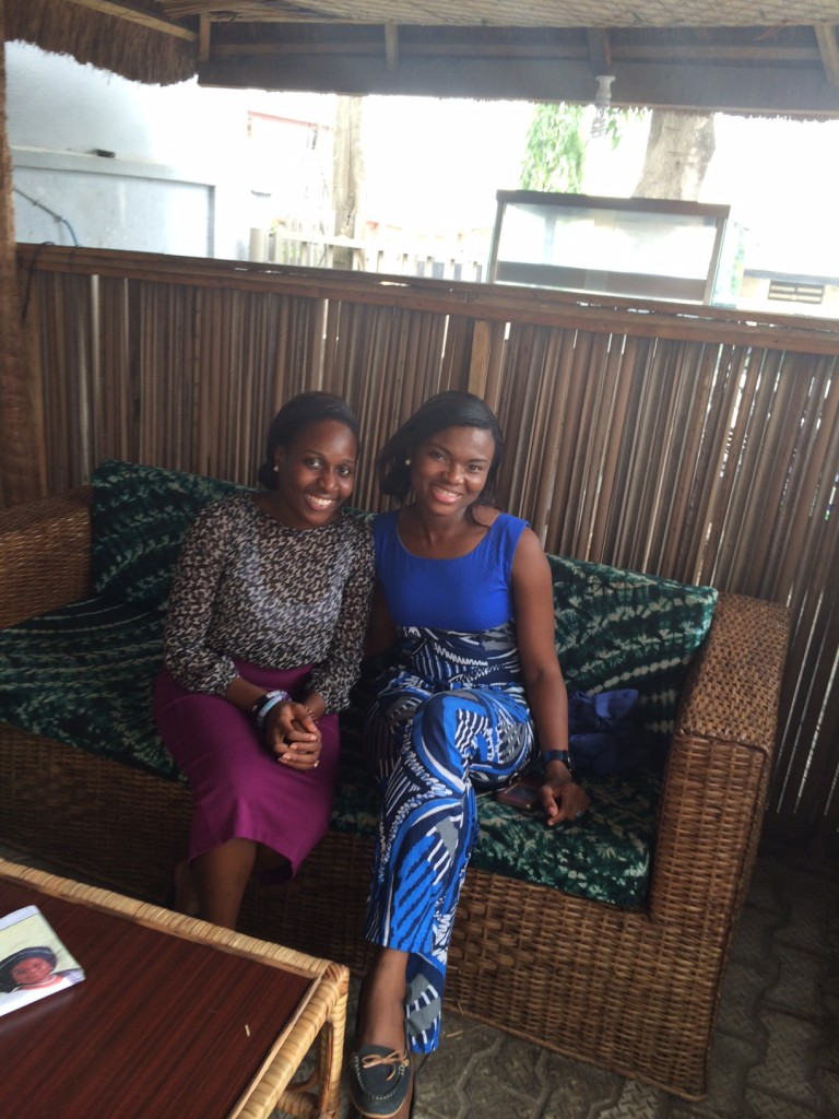 Bukky and Esther (Bellafricana and B&G