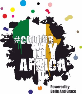 ColourMyAfrica (Green, White & Gold)
