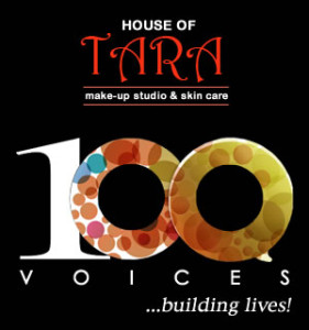 HouseofTara 100-Voices-logo