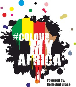 ColourMyAfrica Map (Demi)