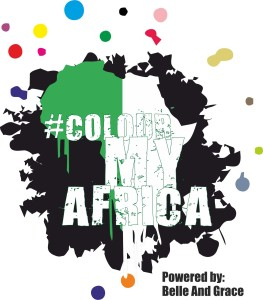 ColourMyAfrica map(Green&White)