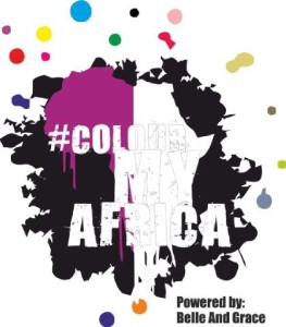 ColourMyAfrica map (Purple&White)