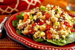 Moroccan dish - Couscous