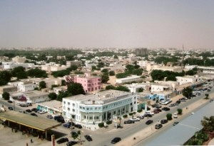 Nouakchott city