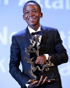 Abramham Attah (Young actor)